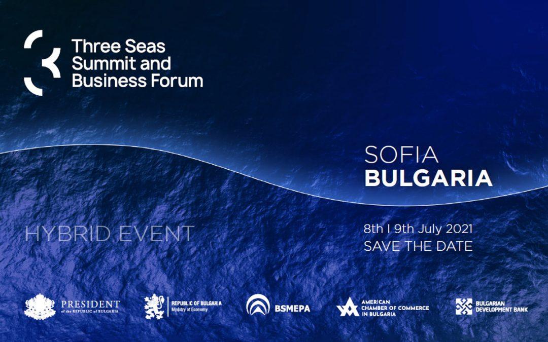 Three Seas Summit and Business Forum София